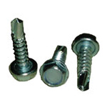 Galvanised Hex Head Self Drilling Screw